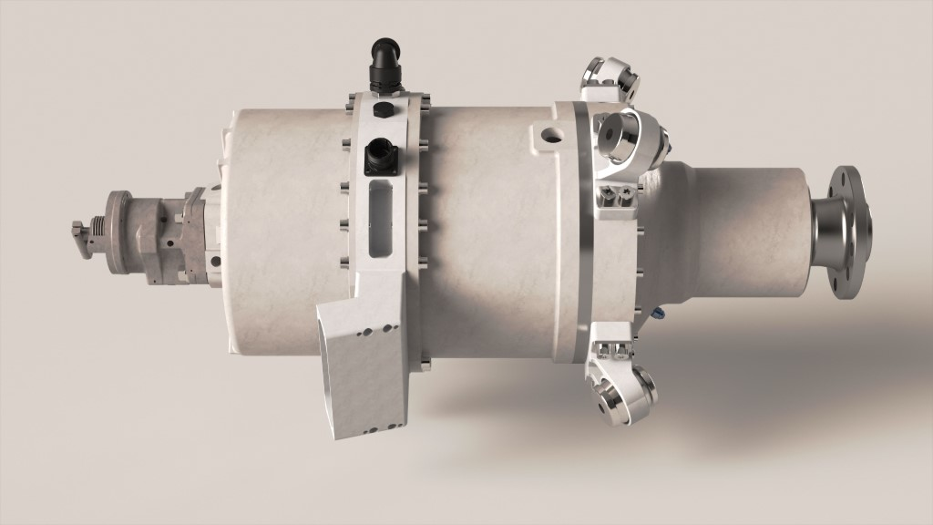 CD has gained invaluable experience in high power density electric drive systems