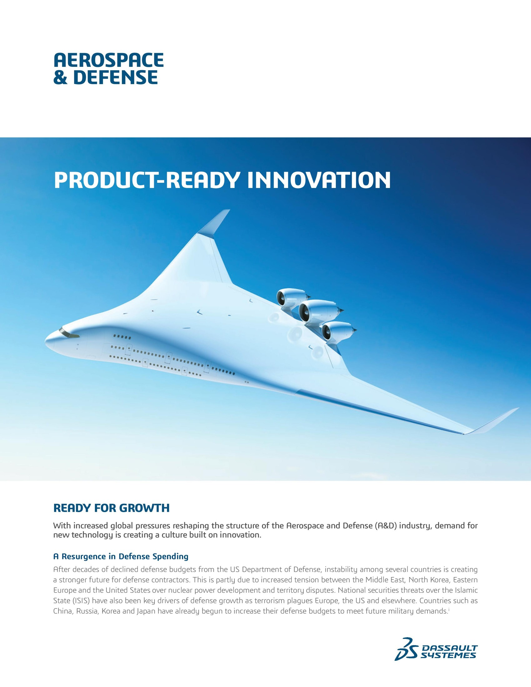 White paper: How to turn aerospace engineering ideas into reality - Brochure