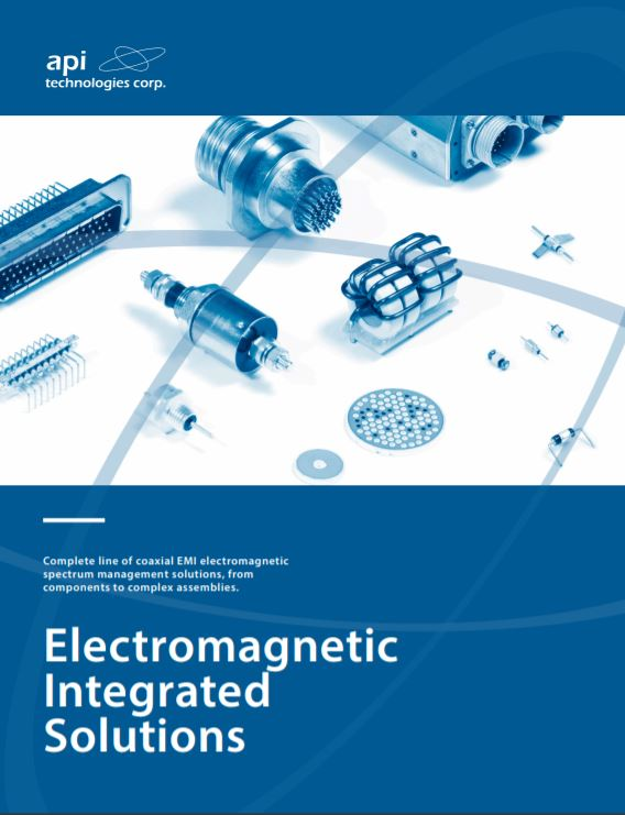 API Technologies - Electromagnetic Integrated Solutions - Brochure